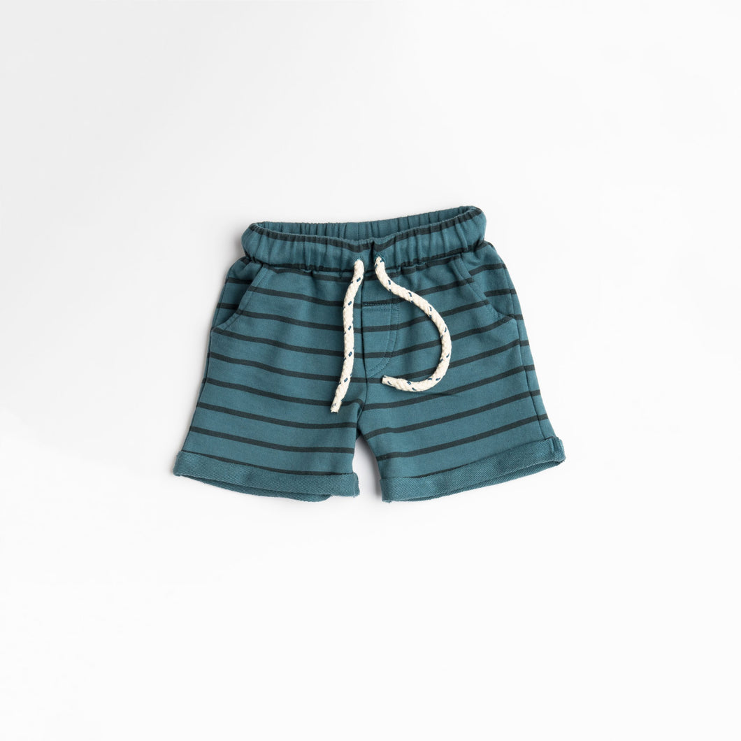 Sticky Fudge Stripe Diesel Shorts