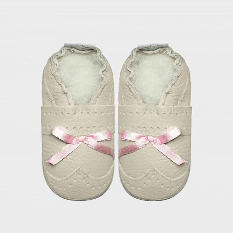 Pitta-Patta Little Bo Sand Baby Shoes