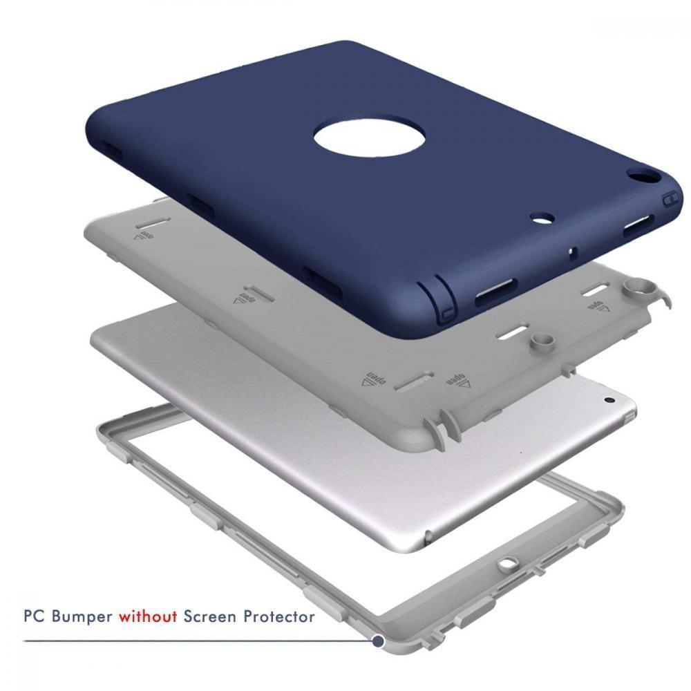 sneakers for cheap c5f3e 20330 Defender Protection Case Shield With Stand Fits For Ipad 9.7 Otter Box  5/6th Gen