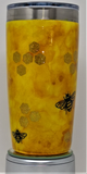 Custom Tumblers- Glitter and Alcohol Ink  (Allow 3-4 weeks for Creation and Delivery)