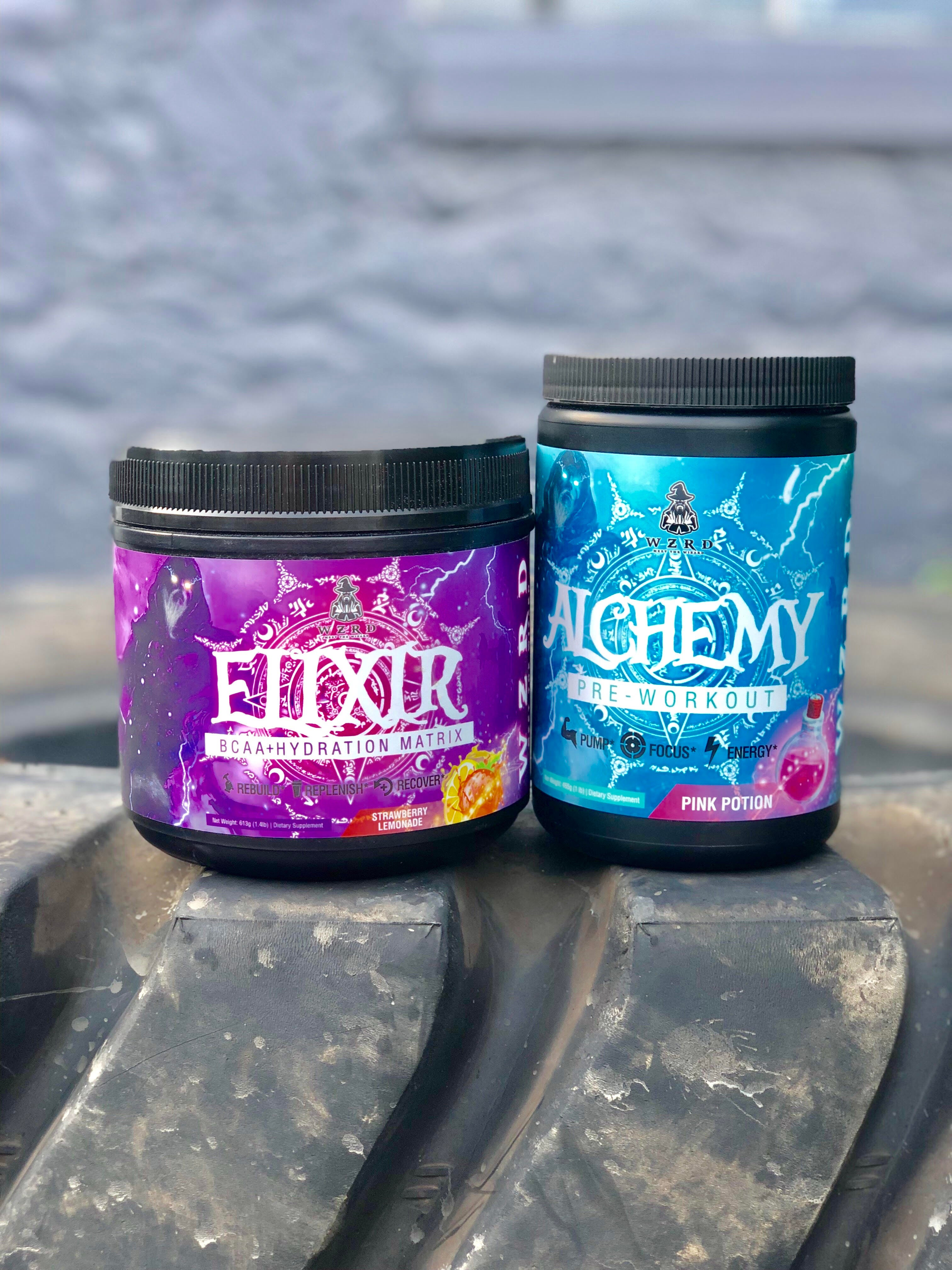 Alchemy and Elixir Bundle