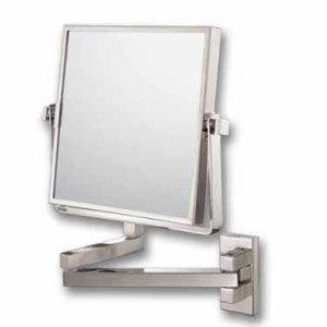 Kimball & Young Aptations Mirror Image 240 Series Square Double Arm Wall Mirror 24043