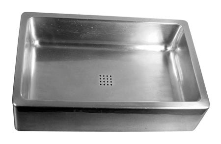 "Sun Valley Bronze SVB- SINK-2415TR  Trough Sink  24 1/2"" x 15 1/2"""