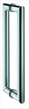 FSB USA Stainless Steel Door Pull, Back To Back, 350mm  SKU: FSB-6669-3895-6204-btb