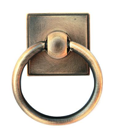 Alno Eclectic Zinc Ring Pull