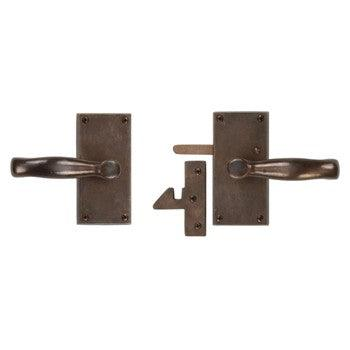 "Ashley Norton MD Gate Latch - 5 1/8 "" x 2 1/2"""