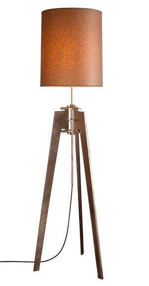 "Sun Valley Bronze SVB- OTTO-FL1000  Otto Floor Lamp  Base: 19.25"" diameter 43.75"" height"