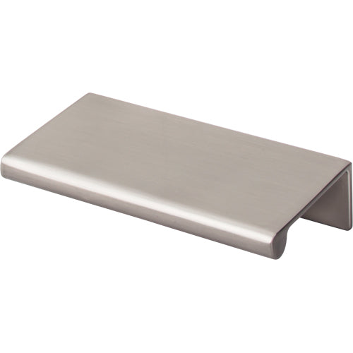 "Top Knobs TK501BSN<strong> Europa Tab Pull 3"" - Brushed Satin Nickel</strong>"