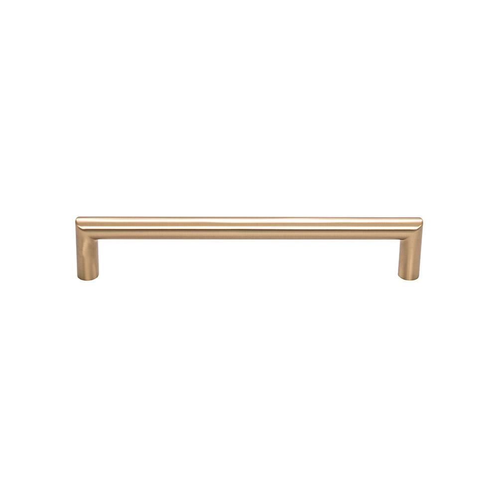 Top Knobs TK943HB<strong> Kinney Pull 6 5/16 Inch - Honey Bronze from the Lynwood collection</strong>