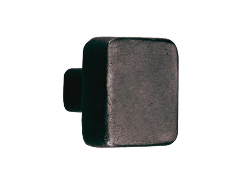 "Ashley Norton Solid Bronze BZ3674 - 1-1/4"" Square Knob"