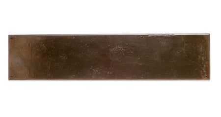 "Sun Valley Bronze SVB-KP-348  Bevel Edge Kick Plate  34"" x 8"""