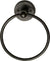 Ashley Norton BZRR100 Solid Bronze Round Towel Ring