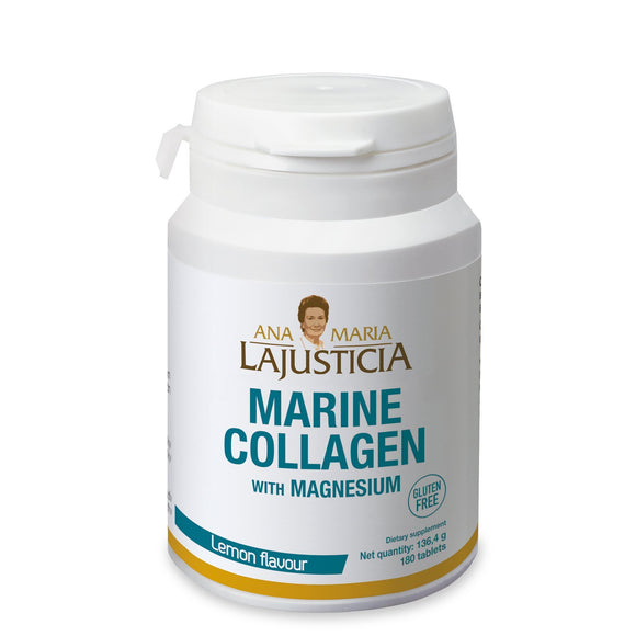 MARINE COLLAGEN WITH MANGESIUM FOR 30 DAYS