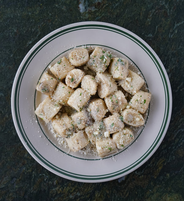 Fresh Frozen Gnocchi Now Available at the Alimentari