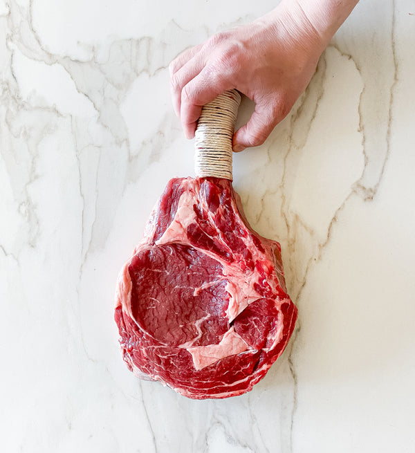 Piedmontese Bone-In Ribeye