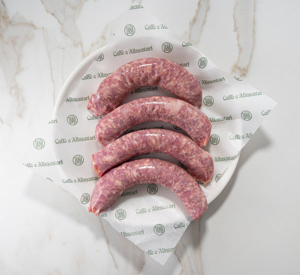 Fresh Sausage Packs, various flavours
