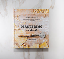 Mastering Pasta Cookbook