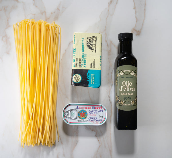 Butter, Anchovy and Black Pepper Kit