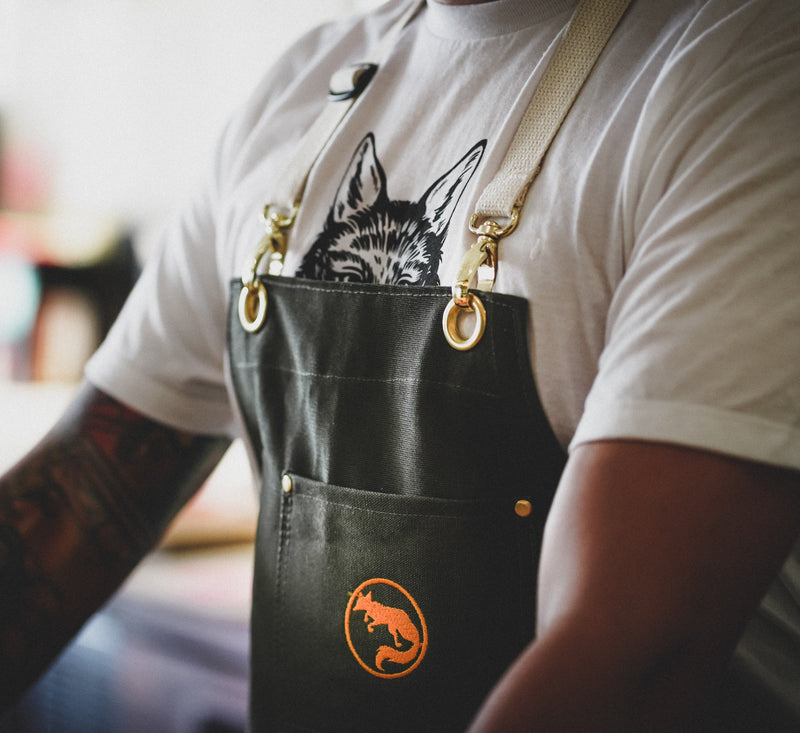 Limited Edition La Tana Apron