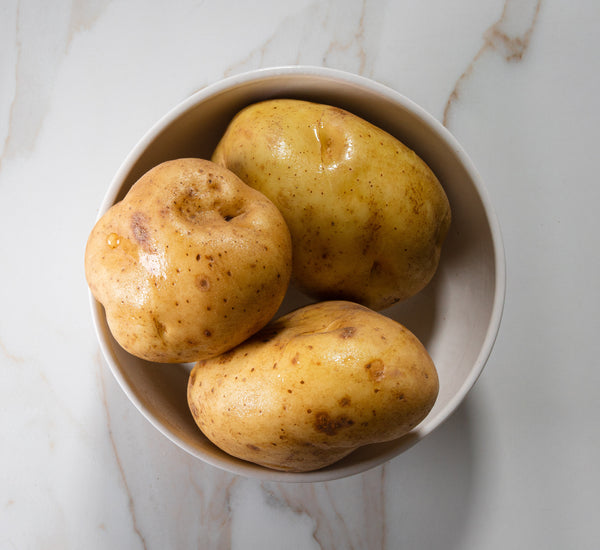 Organic Kennebec Potatoes