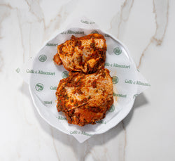 Sun-Dried Tomato Pesto Chicken Thighs
