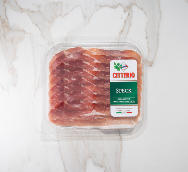 Citterio Sliced Speck