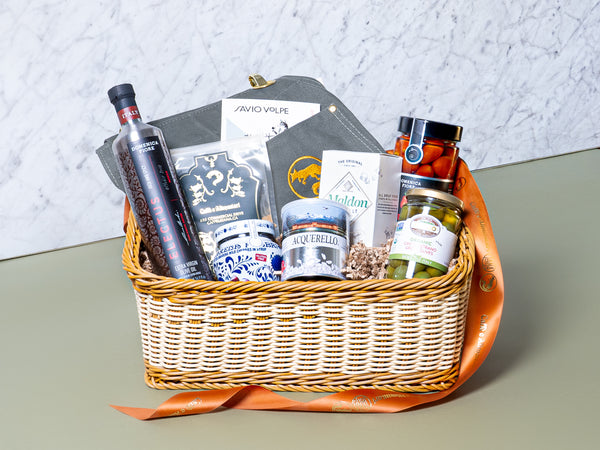 The Italophile Gourmet Basket