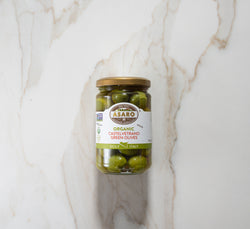 Asaro Organic Whole Castelvetrano Olives
