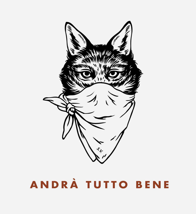 Andrà Tutto Bene T-Shirt - Youth