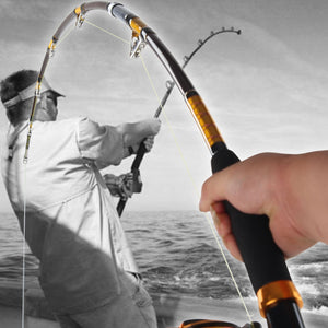 Game Series Boat Trolling Rod