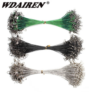 Stainless Steel Wire Fishing Leaders