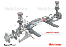Load image into Gallery viewer, Front Steering - rack and pinion mount bushing