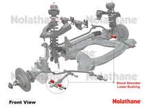 Load image into Gallery viewer, Front Shock absorber - to control arm bushing