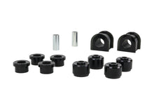 Load image into Gallery viewer, Front Sway bar - mount and link bushings (24mm)