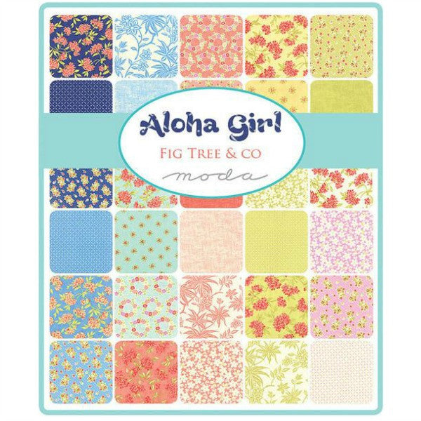 Aloha Girl by Fig Tree