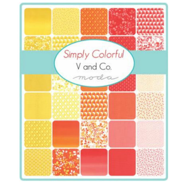 Simply Colorful by V and Co.