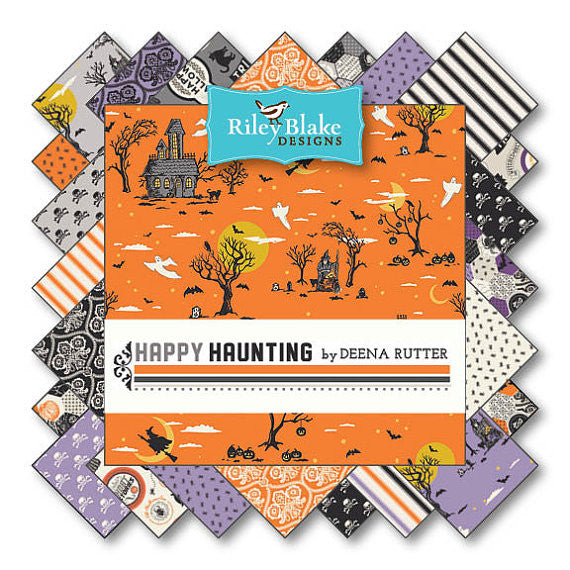 Happy Haunting by Deena Rutter