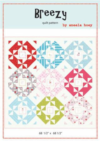 Pattern - Breezy by Aneela Hoey