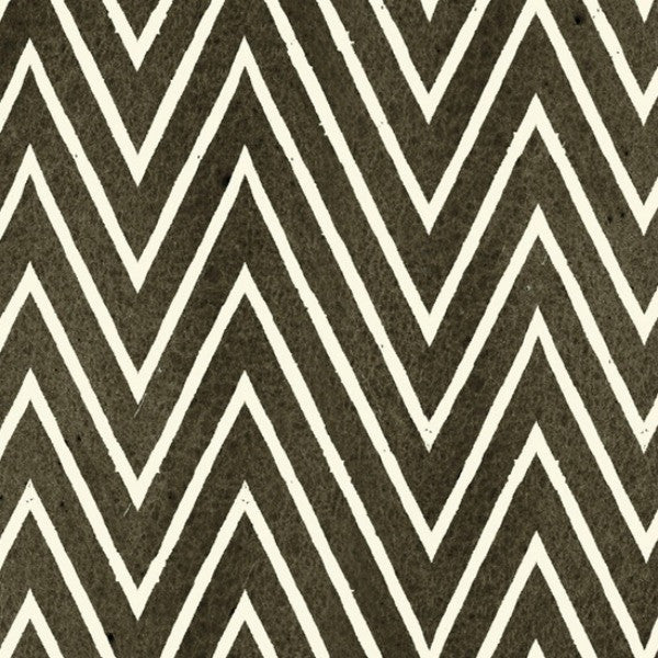 Draw Near by Janet Wecker Frisch - Chevron Crayon Wrap in Black (23376-J)