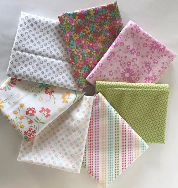 Sunnyside Up by Corey Yoder - Fat Quarter Bundle