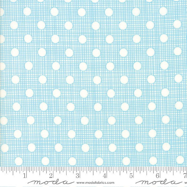 Wing & Leaf by Gina Martin - Dots in Periwinkle (10067-11)