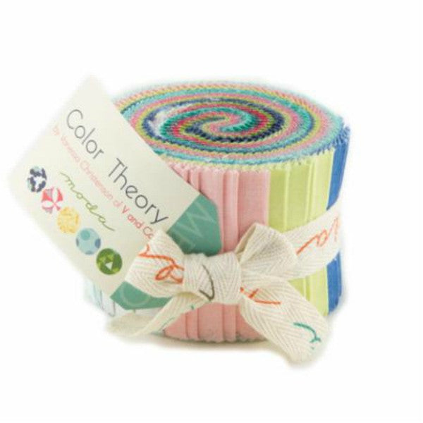 Color Theory II by V and Co. - Junior Jelly Roll (10830JJR)