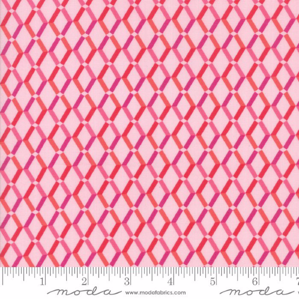 Rosa by Crystal Manning - Weave in Pink (11826-12)