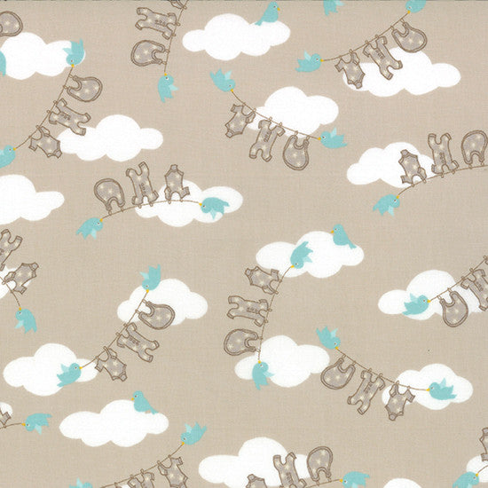Storybook by Kate and Birdie Paper Co - Clothesline Stone (13113-14B)