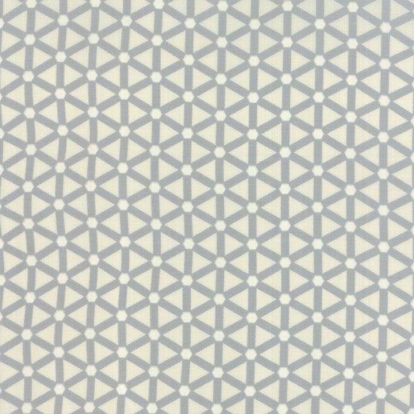 Modern Background Paper by Zen Chic - Wheels in Steel Eggshell (1585-15)
