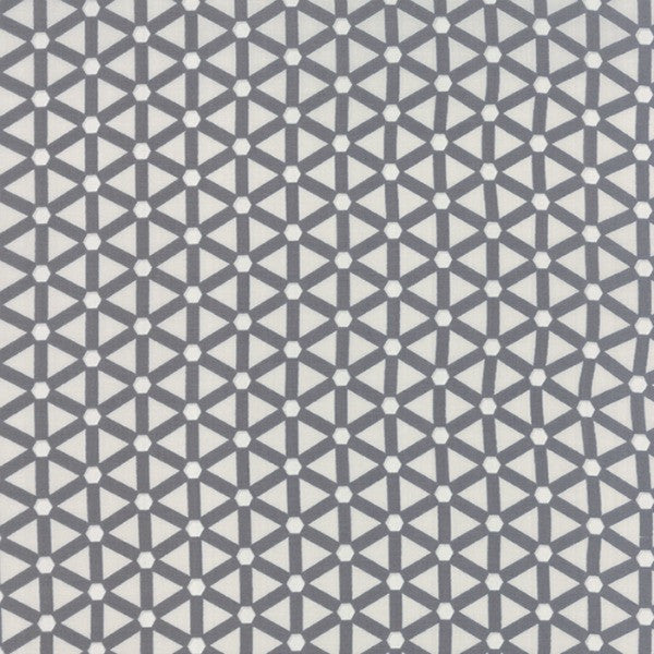 Modern Background Paper by Zen Chic - Wheels in Graphite Fog (1585-18)