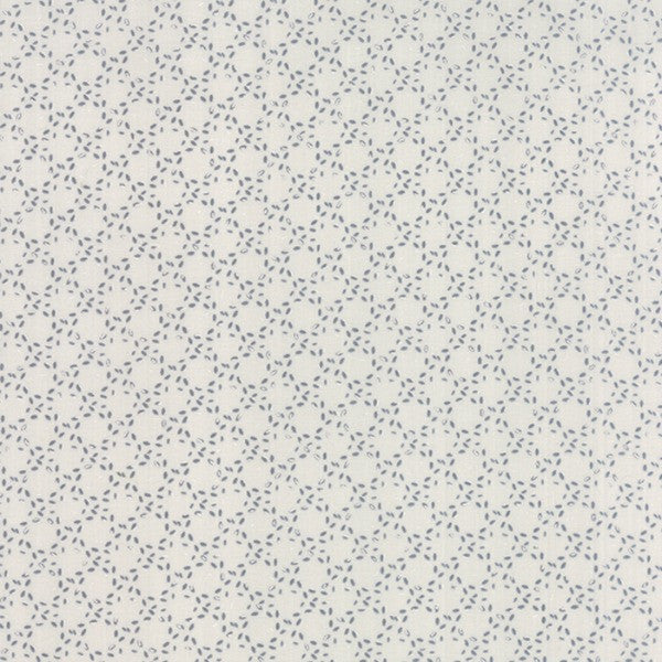 Modern Background Paper by Zen Chic - Stitched Circles in Graphite Fog (1587-20)