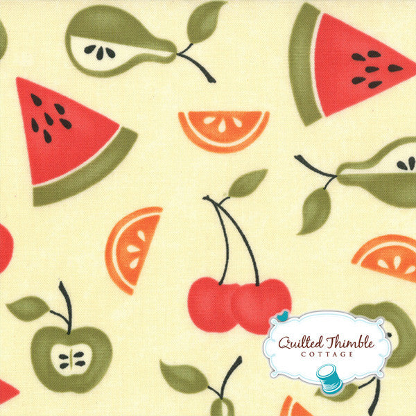Sassy by Sandy Gervais - Fruit Cream (17650-11)