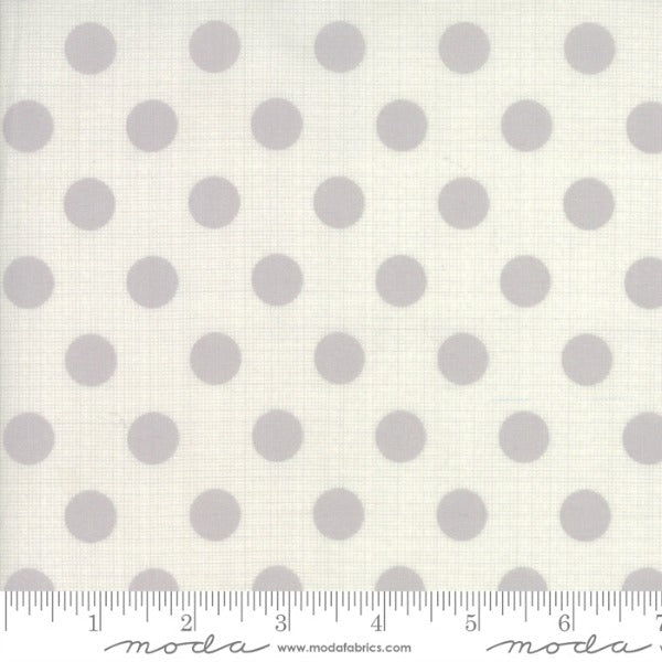 Circulus by Jen Kingwell - Movelty Dots in Grey (18131-28)