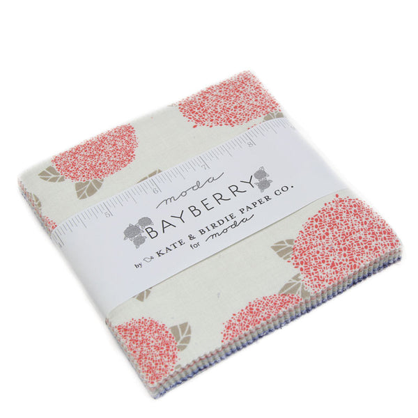 Bayberry by Kate and Birdie Paper Co - Charm Pack (13160PP)